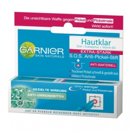 Garnier Hautklar S.O.S. Anti-Pickel-Stift, 3er Pack (3 x 10 ml) - 1