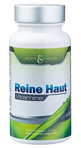 reine haut vitamine hochdosiert vegetarische kapseln 2 monatsvorrat mit 19 inhaltsstoffen. Black Bedroom Furniture Sets. Home Design Ideas