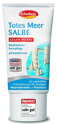 Schaebens Totes Meer Salbe, 1er Pack (1 x 75 ml) - 1